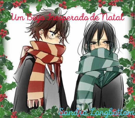 Fanfic / Fanfiction Um Beijo Inesperado de Natal - Snames