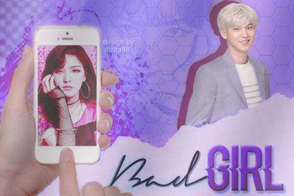 Fanfic / Fanfiction Bad Girl - Imagine Chanyeol