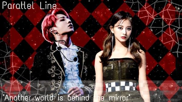 Fanfic / Fanfiction Parallel Line (Tzukook) (Bangtwice)