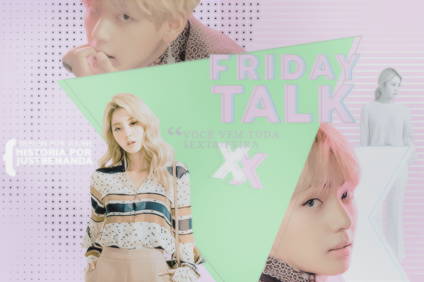 Fanfic / Fanfiction Friday Talk