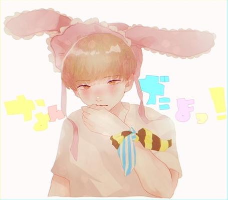 Fanfic / Fanfiction Bunny (Seventeen Version)