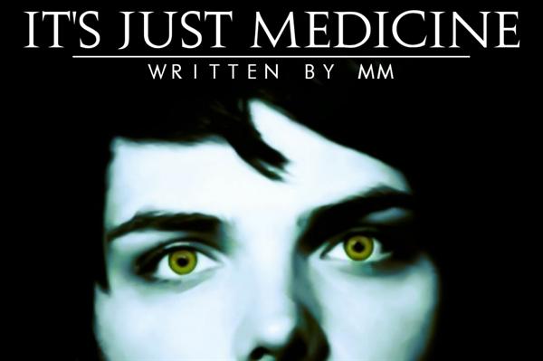 Fanfic / Fanfiction It's Just Medicine (Frerard , Ryden)