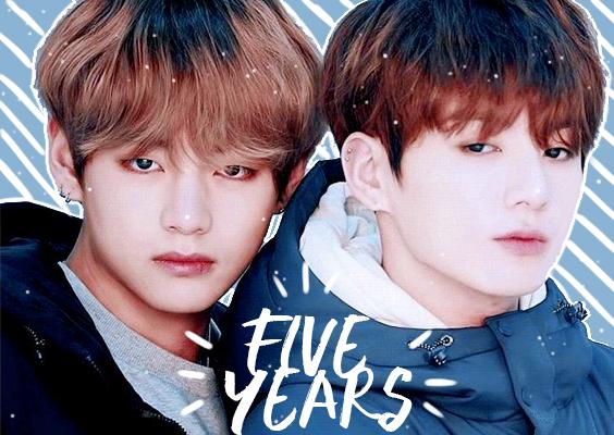 Fanfic / Fanfiction Five Years