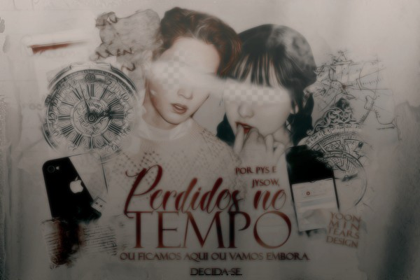 Fanfic / Fanfiction Perdidos no tempo - Interativa Kpop