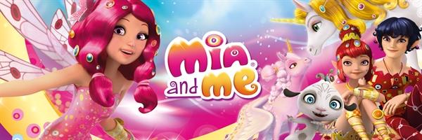 Fanfic / Fanfiction Contos do Mundo de Mia (Mia and Me)
