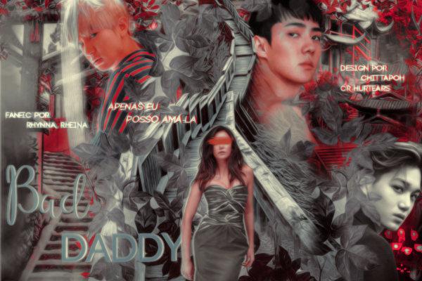 Fanfic / Fanfiction Bad daddy - Imagine Sehun (Incesto)