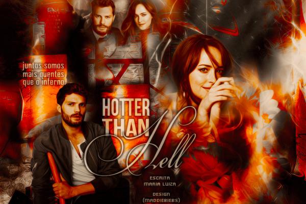 Fanfic / Fanfiction Hotter Than Hell