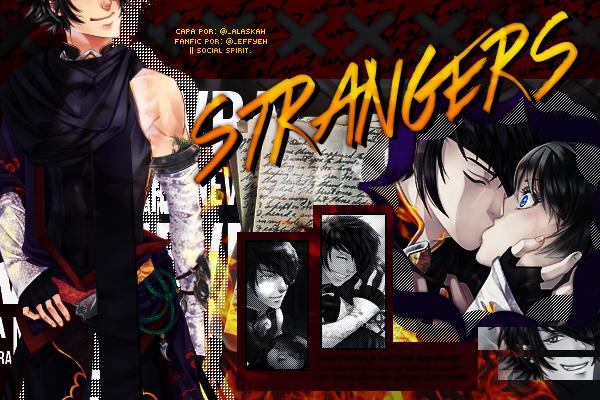 Fanfic / Fanfiction Strangers - Eldarya