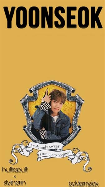 Fanfic / Fanfiction !Hogwarts! ; Yoonseok