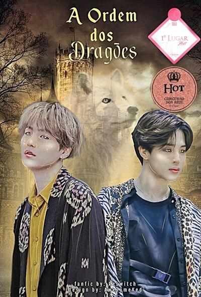 Fanfic / Fanfiction A Ordem dos Dragões ( Yoonmin- ABO)