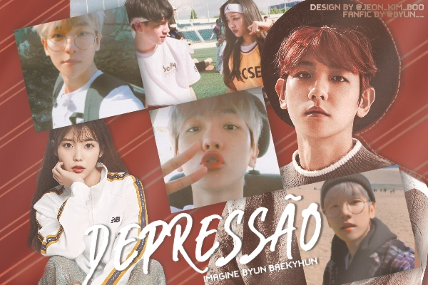 Fanfic / Fanfiction Depressão - Byun BaekHyun (EXO)