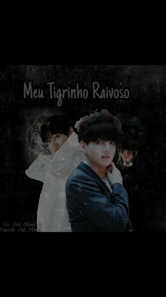 Fanfic / Fanfiction Meu Tigrinho Raivoso - Híbrido Taekook Vkook.