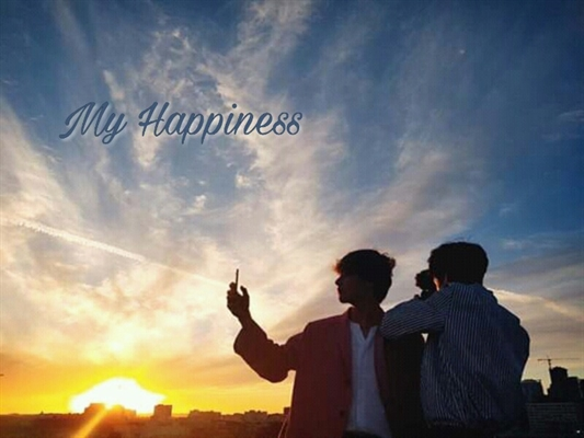 Fanfic / Fanfiction My Happiness - (Taekook ou Vkook)