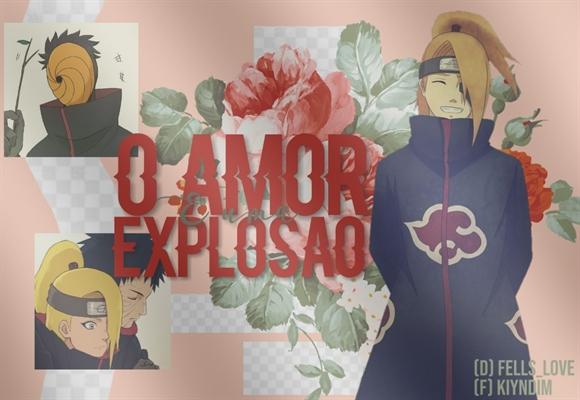 Fanfic / Fanfiction O Amor é Uma Explosão