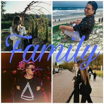 Fanfic / Fanfiction Family