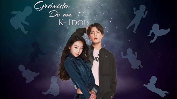 Fanfic / Fanfiction Grávida de um K-Idol - Imagine Jungkook