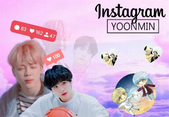 Fanfic / Fanfiction Instagram Yoonmin