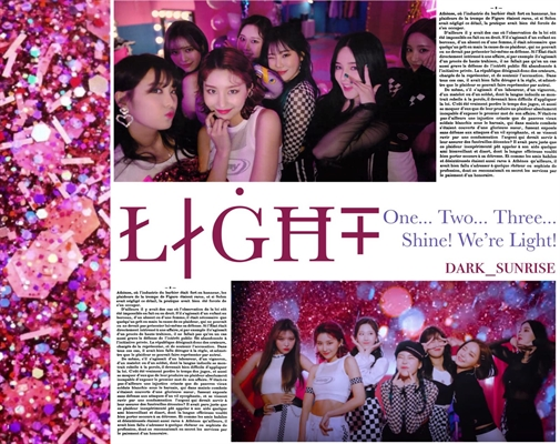 Fanfic / Fanfiction Light, Interativa Kpop