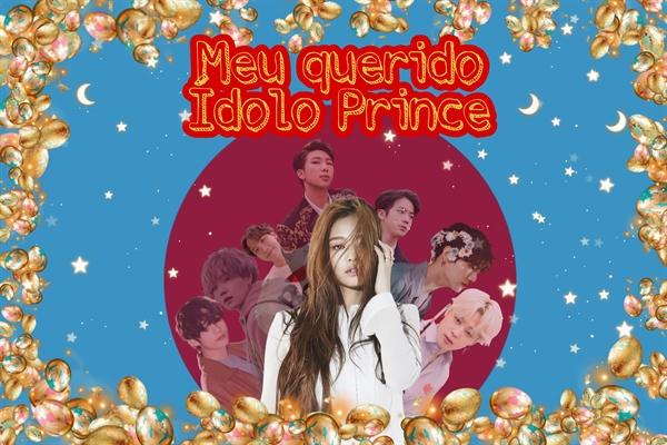 Fanfic / Fanfiction Meu querido Idol Prince( Imagine BTS e Blackpink)
