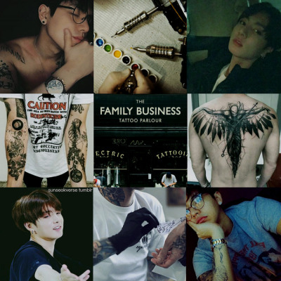 Fanfic / Fanfiction My demon(Jeon Jungkook )