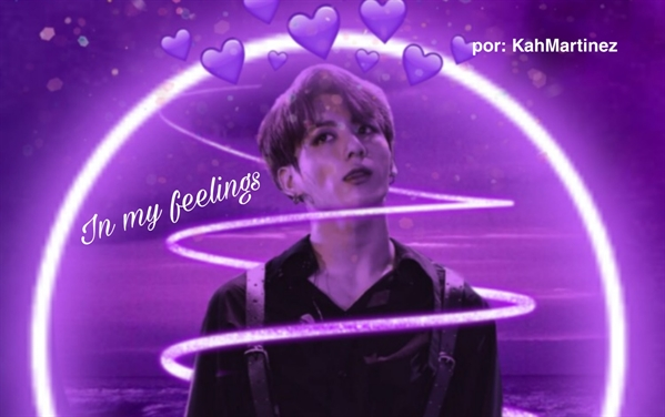 Fanfic / Fanfiction In My feelings (Imagine hot Jungkook)
