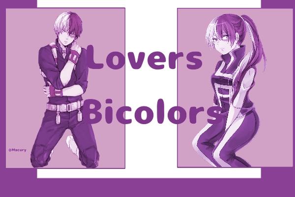 Fanfic / Fanfiction Lovers Bicolors - Todoroki Shoto