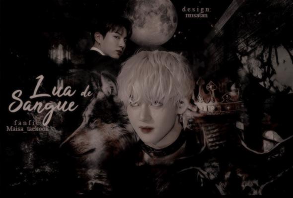 História Lua de Sangue (Vkook - Taekook, ABO) - Capítulo 12