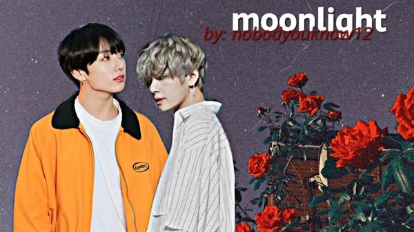 Fanfic / Fanfiction Moonlight --- taekook, kookv, vkook