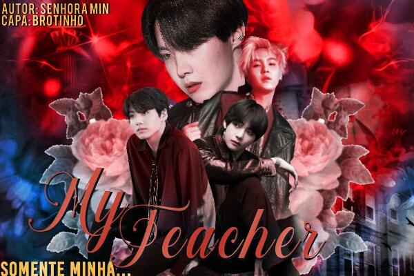 Fanfic / Fanfiction My Teacher (Kim TaeHyung)