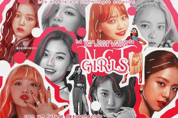 Fanfic / Fanfiction NCT Girls - Interativa NCT