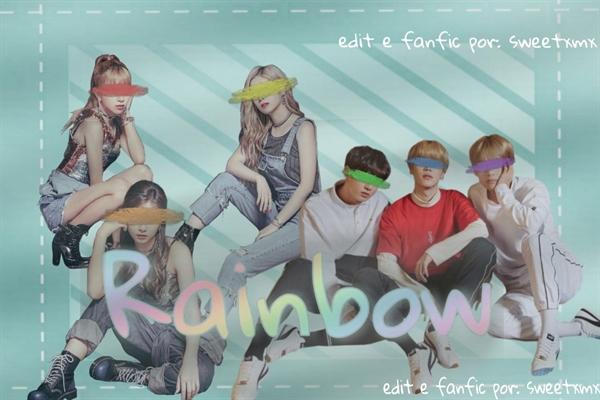 Fanfic / Fanfiction Rainbow - Interativa kpop.