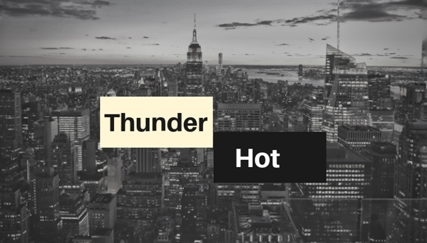 Fanfic / Fanfiction Thunder Hot