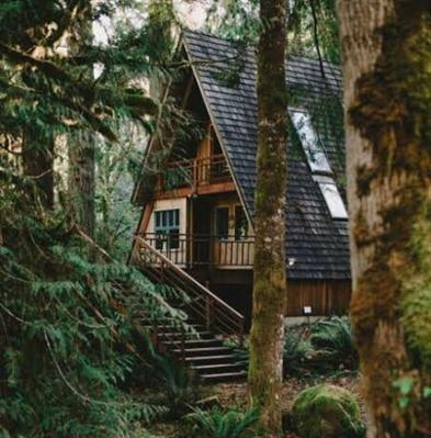 Fanfic / Fanfiction A cabana do luar