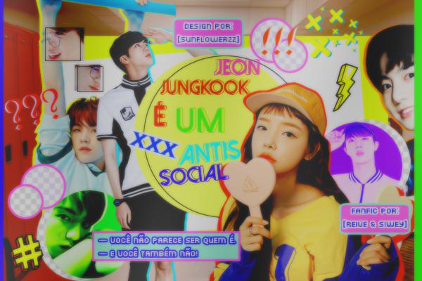Fanfic / Fanfiction Jeon Jungkook é um Antissocial