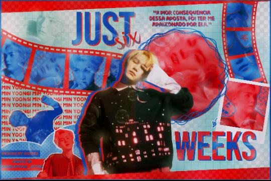 Fanfic / Fanfiction Just six weeks - Min Yoongi.