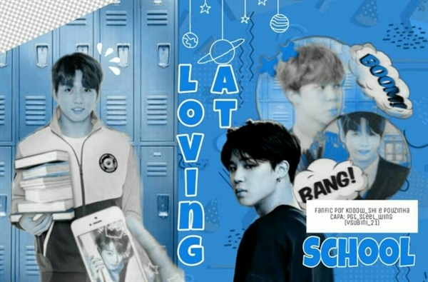 Fanfic / Fanfiction Loving At School - JiKook