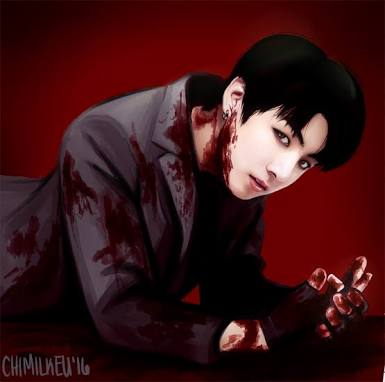 Fanfic / Fanfiction My vampire - jeon jungkook