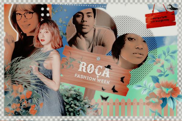 Fanfic / Fanfiction Roça Fashion Week