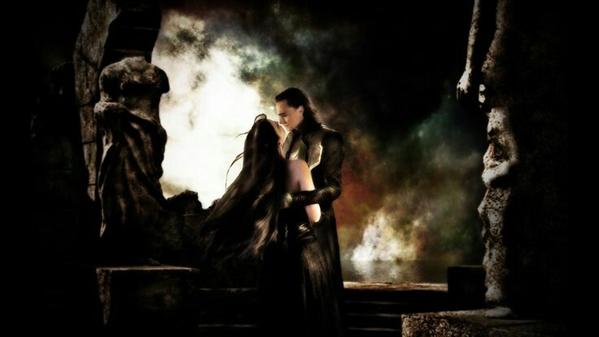 História The power of love - Loki Laufeyson :2 temporada - História