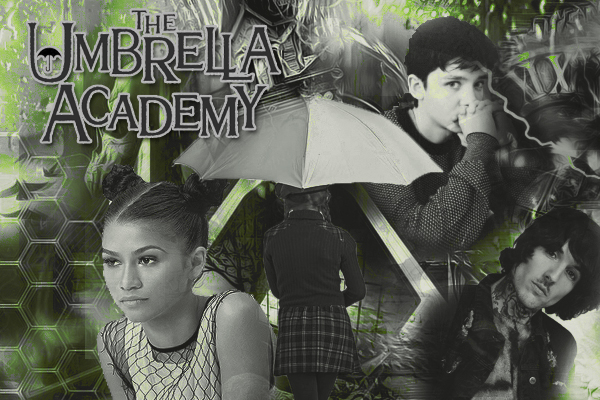 Fanfic / Fanfiction The umbrella Academy -Interativa