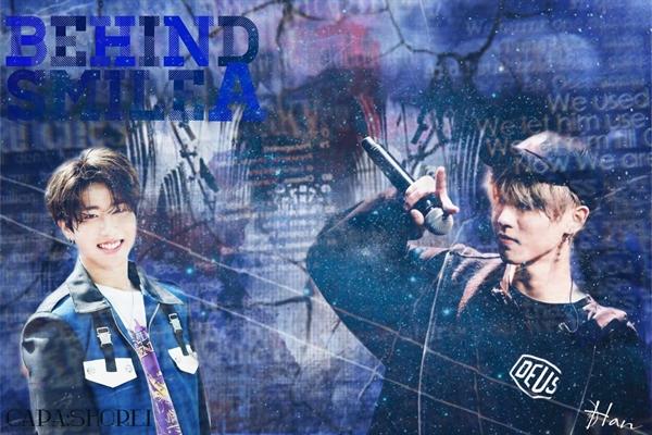 Fanfic / Fanfiction Behind A Smile - Han Jisung