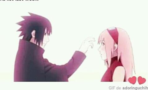 Fanfic / Fanfiction Sasuke Sakura, um amor de muitas voltas