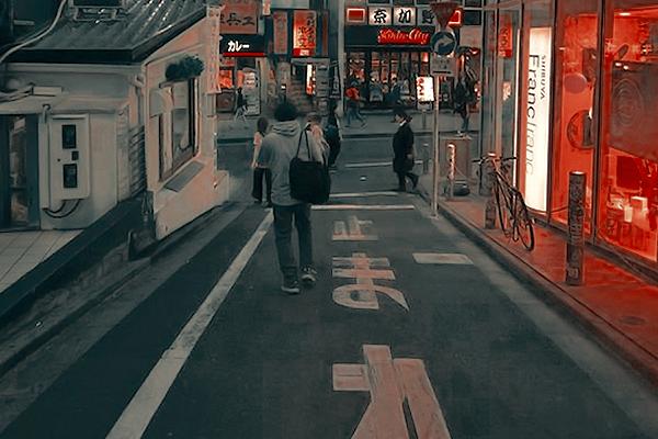 Fanfic / Fanfiction Enquanto eu passar na sua rua.
