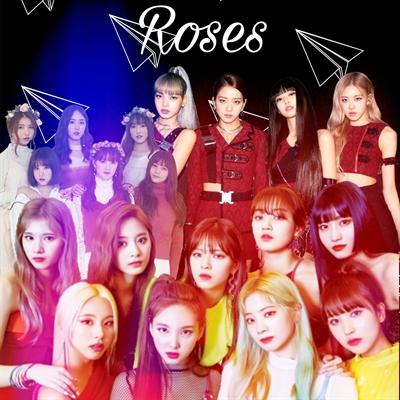 Fanfic / Fanfiction Roses - Interativa kpop