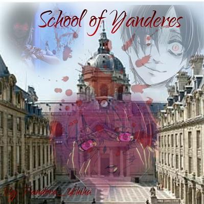 Fanfic / Fanfiction School Of Yanderes. Interativa