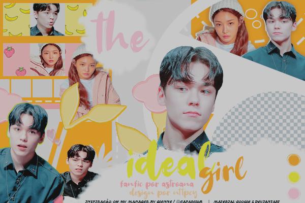 Fanfic / Fanfiction The Ideal Girl - Imagine Vernon (Seventeen).