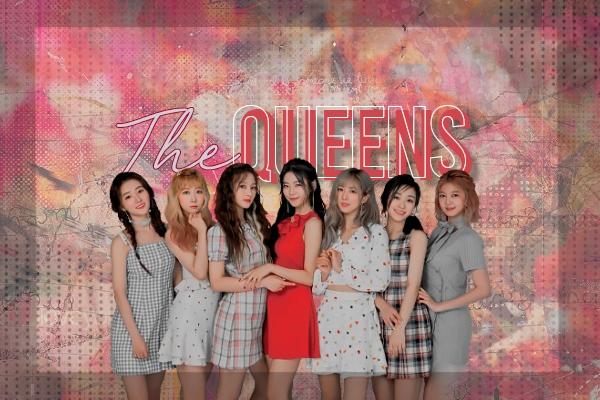 Fanfic / Fanfiction The Queens