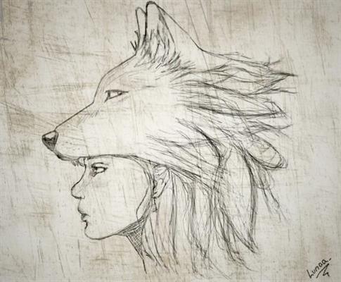 Fanfic / Fanfiction A sangue ruim e a loba