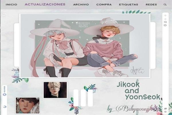 Fanfic / Fanfiction Dois Bruxinhos (Jikook and Yoonseok)