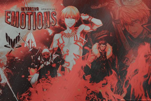 Fanfic / Fanfiction Emotions Interativa;;